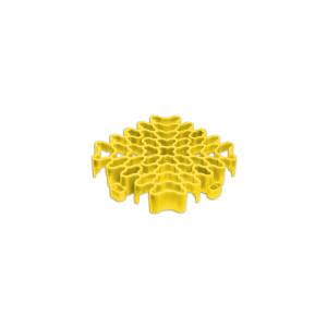 Expansieprofiel kruisstuk geel