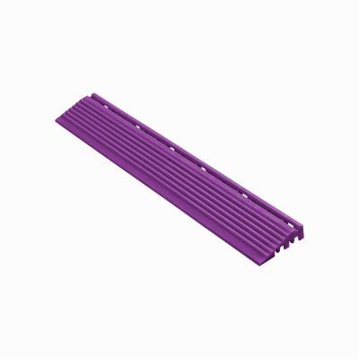 Afwerkrand violet